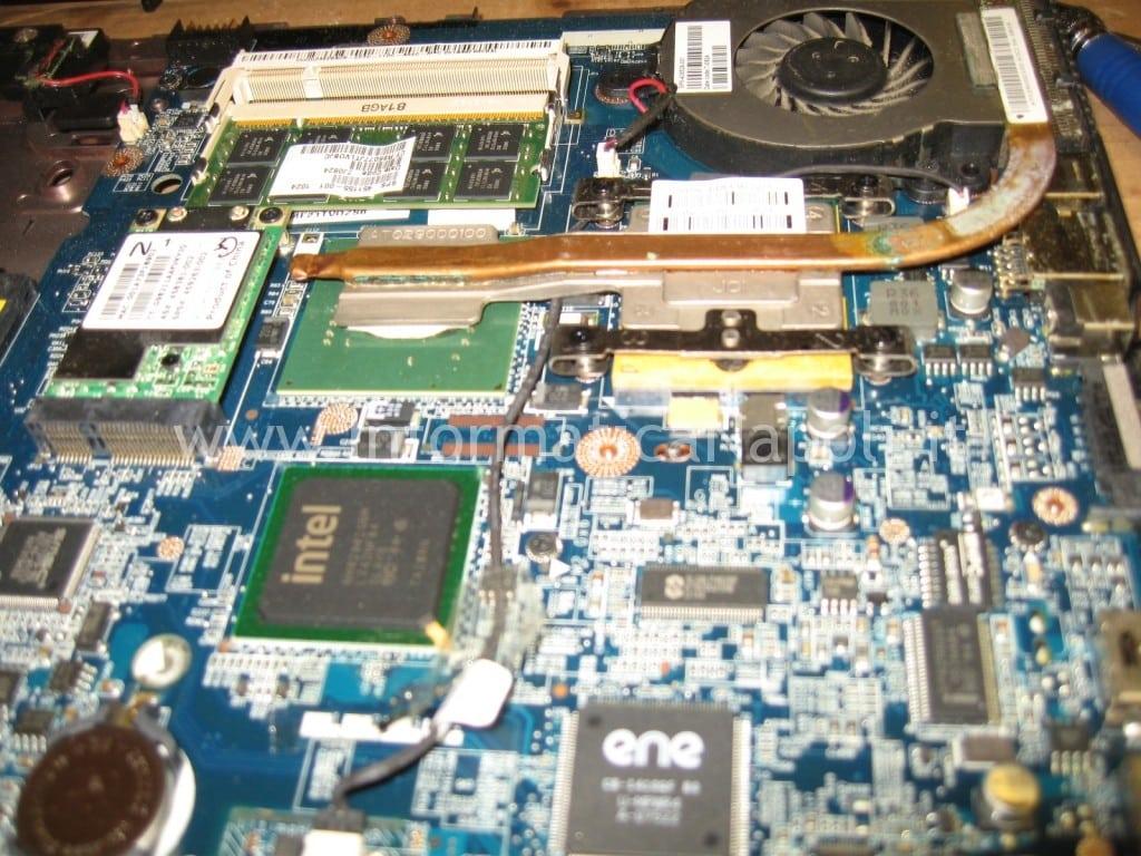 CPU HP 530