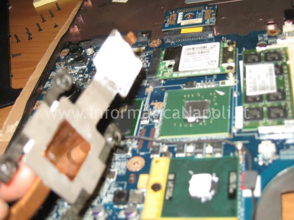 riparazione HP 530