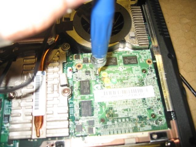 scheda video Acer 5920g