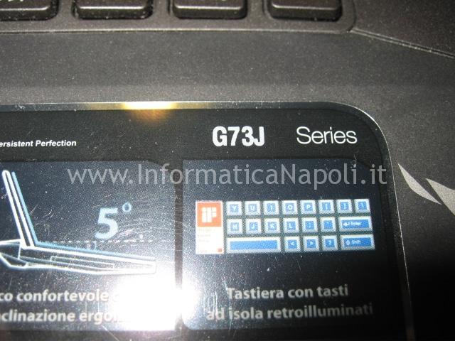 computer asus g73j