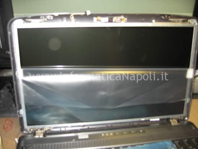 riparazione video LCD rotto pc