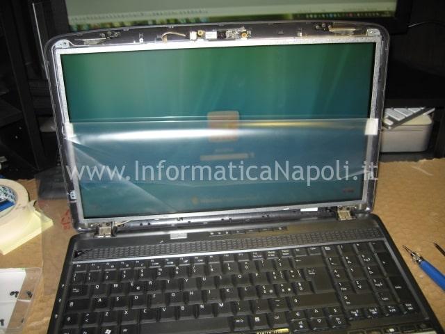 schermo nuovo portatile
