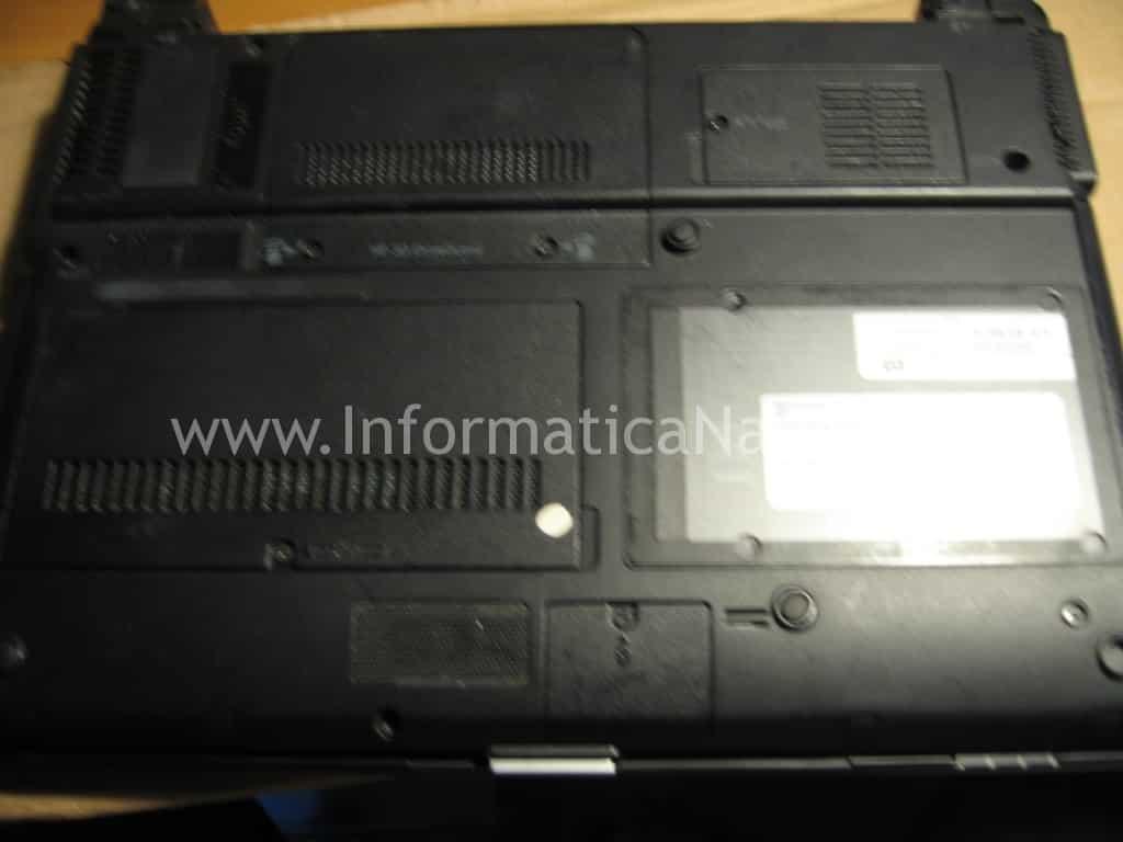 aprire HP Compaq 2530