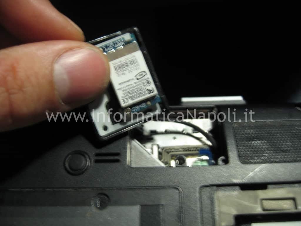 HP Compaq 2530 non si accende
