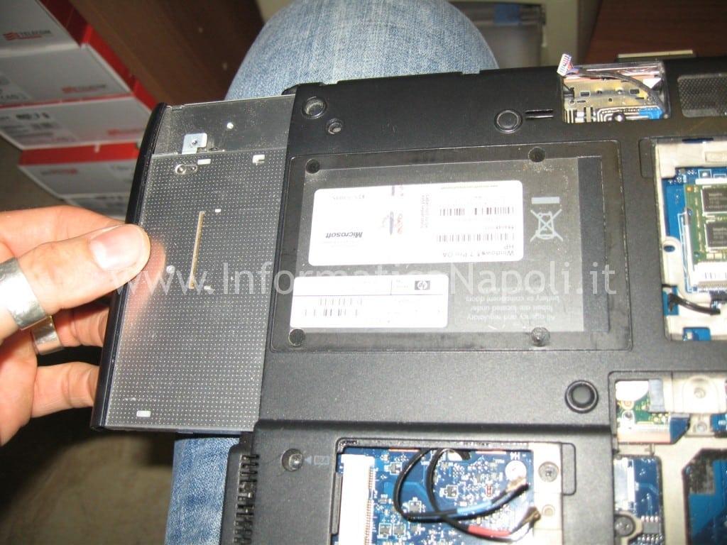 masterizzatore HP Compaq 2530