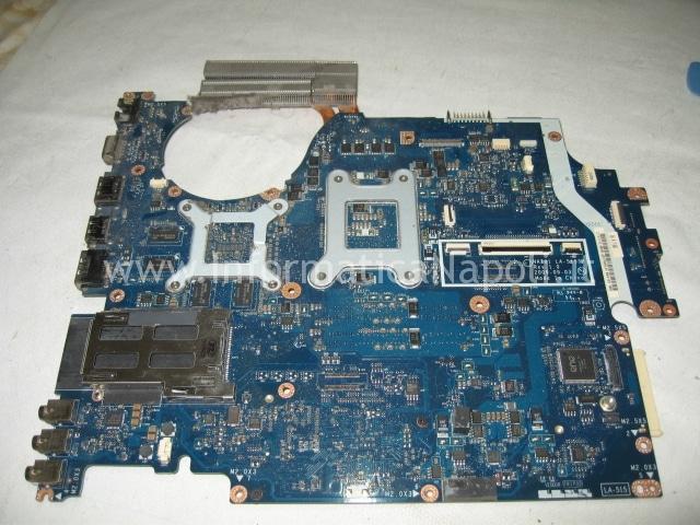 smontare CPU Dell Studio 1745 1747 1749