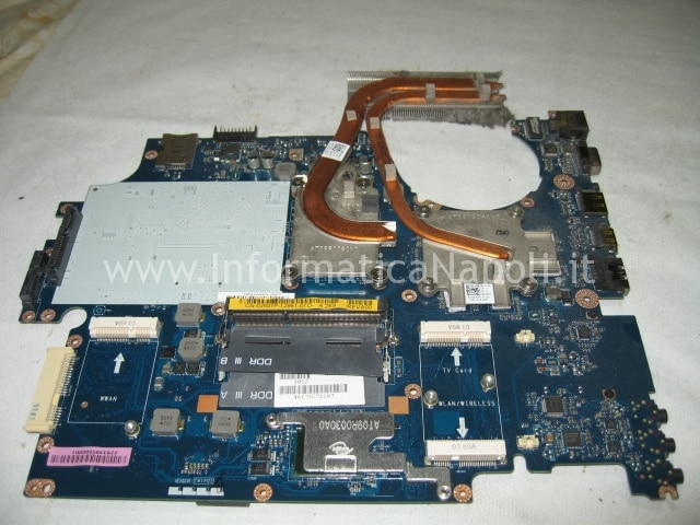 dissipatori CPU Dell Studio 1745 1747 1749