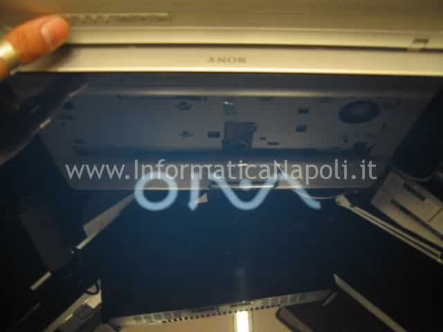 test accensione PCG-7171 VGN-NW11
