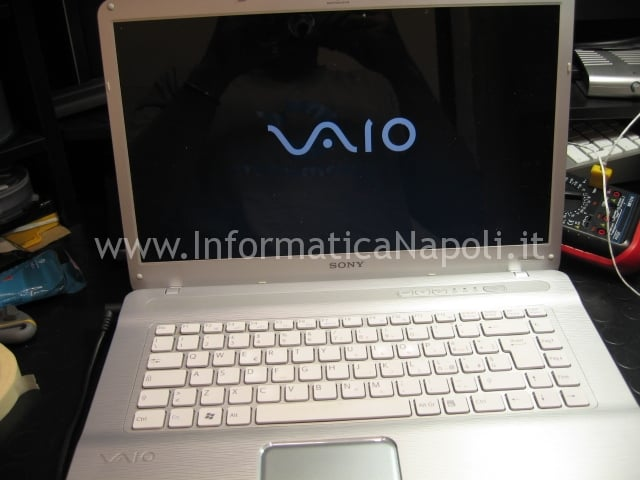 sony PCG-7171 VGN-NW11 riparato