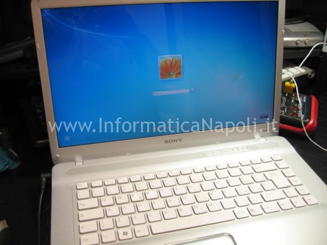 sony PCG-7171 VGN-NW11 funzionante