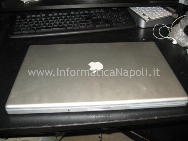 macbook pro 17 a1229 non si accende