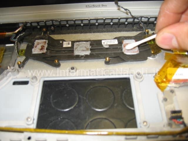 riparazione nvidia macbook pro 15 A1260