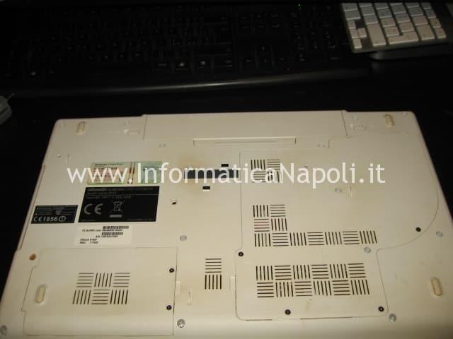 smontaggio olivetti S1500 S1530