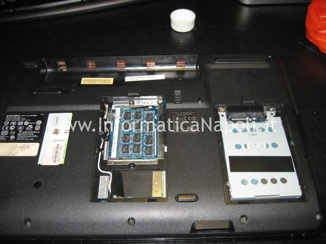 hard disk eMachines E625 KAWG0