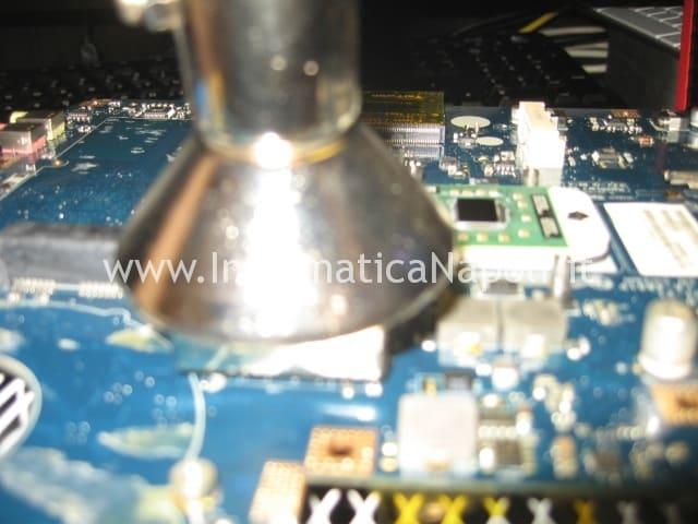 rework reflow video eMachines E625 KAWG0