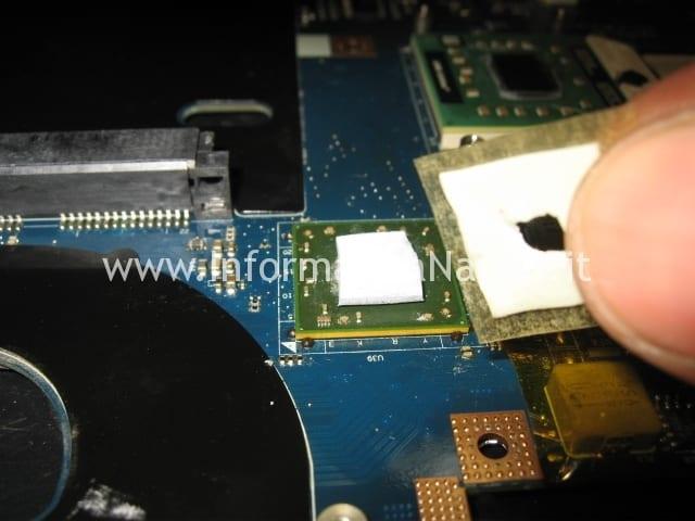 pad termico eMachines E625 KAWG0