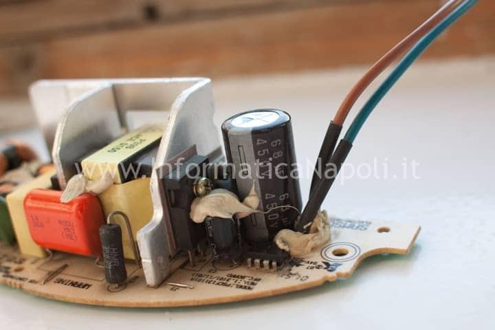 alimentatore iMac G4 non funzionante