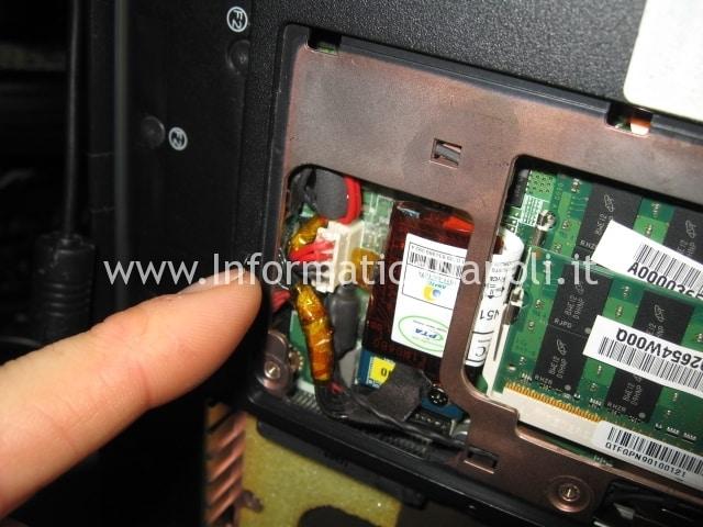 riparazione Satellite U400D 200 PSU48E