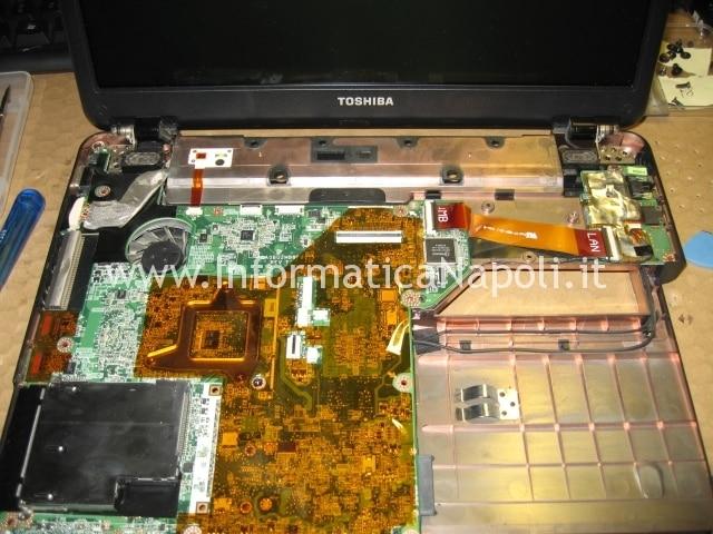scheda madre toshiba satellite U400D 200 PSU48E