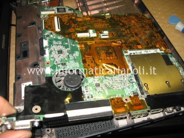 mainboard toshiba satellite U400D 200 PSU48E