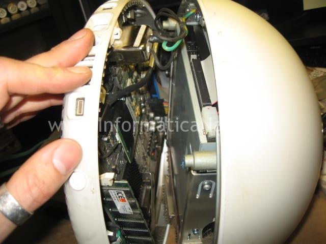 trasformatore iMAC G4