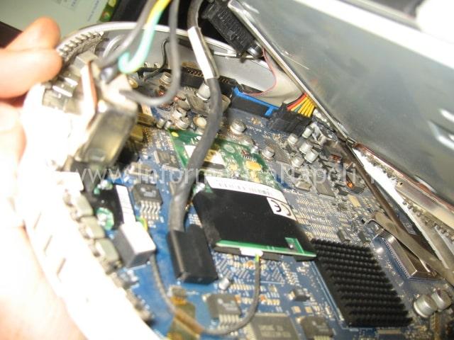 scheda madre logic board iMAC G4