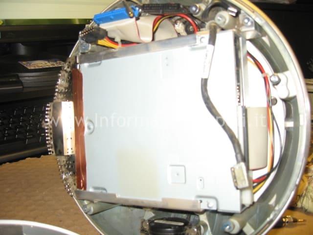 base monitor iMAC G4