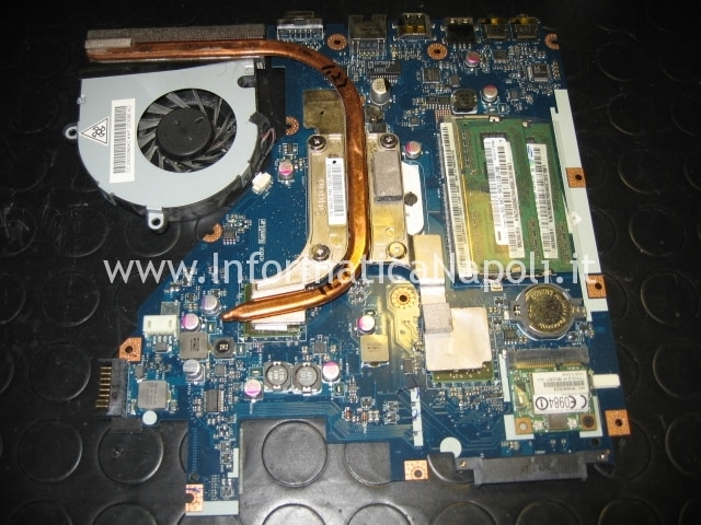 scheda video ACER eMachines E442
