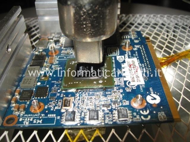 problema nVidia GeForce 8400M acer 5720