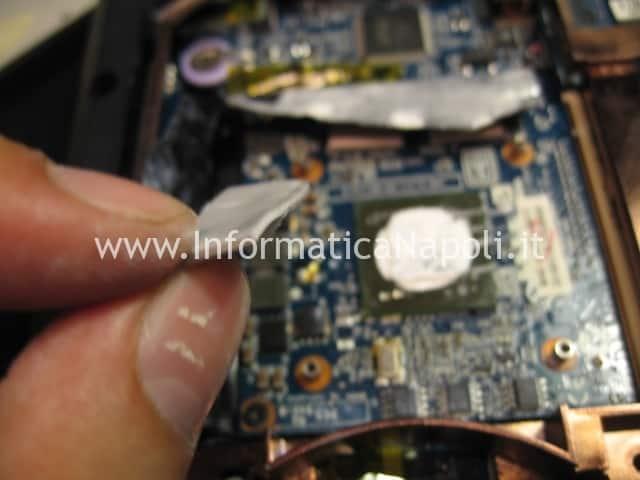 riparazione nVidia GeForce 8400M acer 5720
