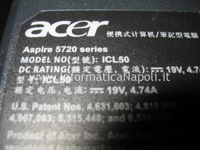 reflow Acer 5720 5720g