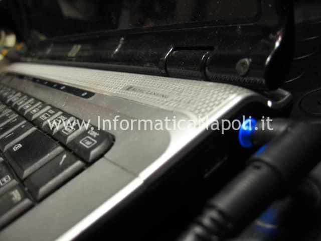 problema accensione HP Pavilion DV6000 DV6500