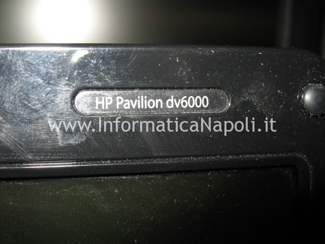problema video HP DV6000