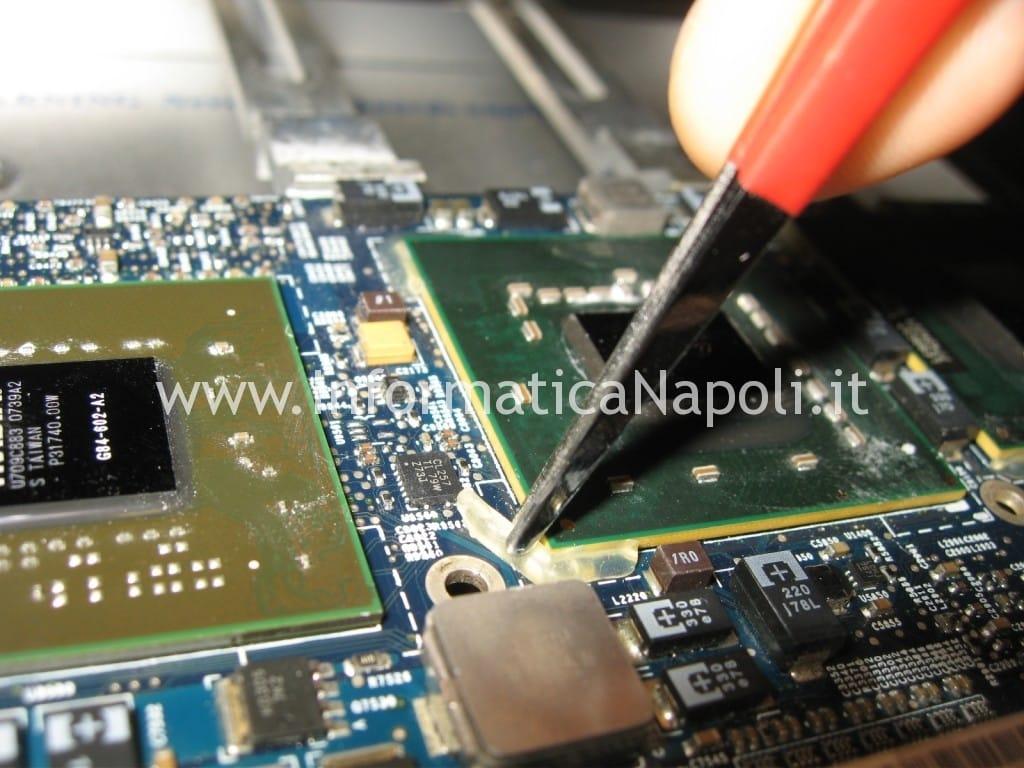 nvidia reflow reball apple macbook 15 a1226