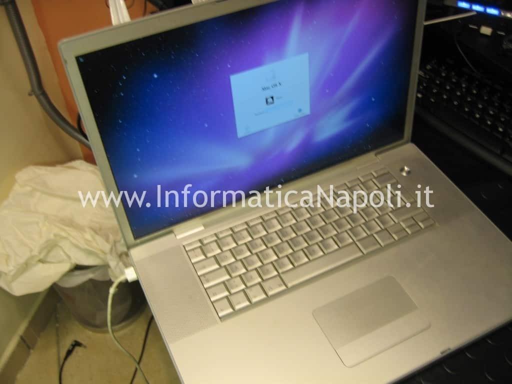 macbook pro funzionante 15 A1211