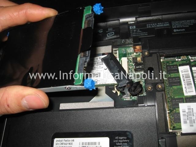 hard disk HP Pavilion DV5