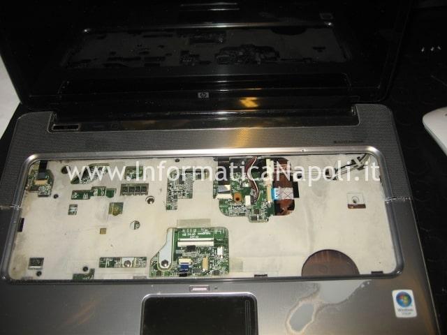 touchpad HP Pavilion DV5