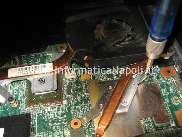 CPU GPU HP DV6000 DV6500