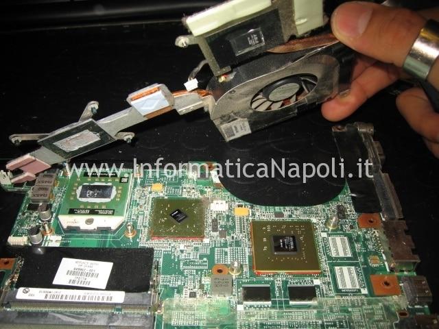 ventola processore HP DV6000 DV6500 DV6299