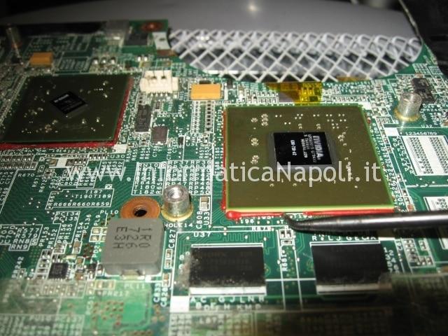 bga nVidia HP DV6000