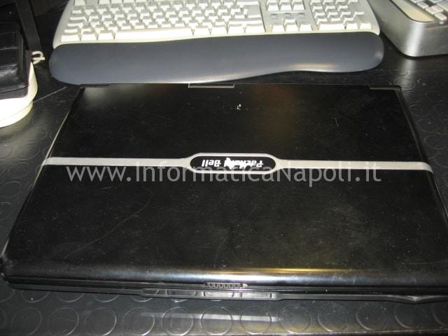 problema Packard Bell MX51 ALP-Ajax D