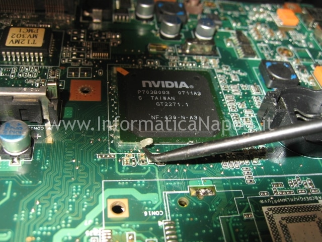 nvidia nf-430-n-a3 Packard Bell MX51