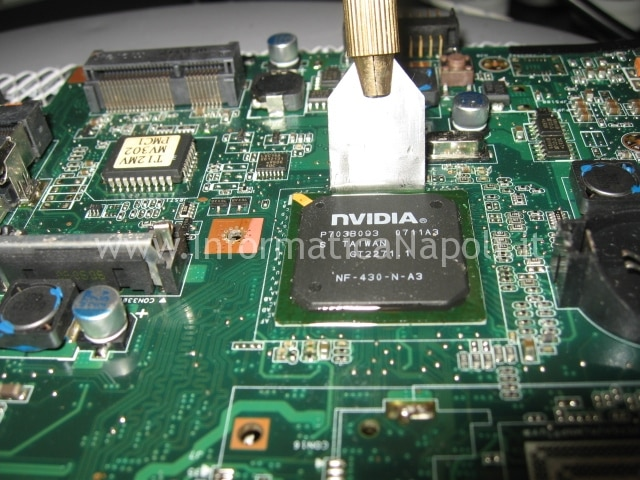reflow nf-430-n-a3 Packard Bell MX51 ALP-Ajax D