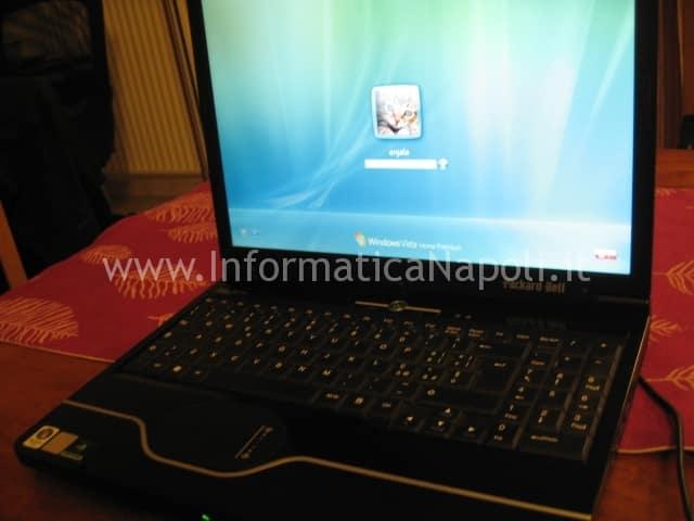 Packard Bell MX51 ALP-Ajax D riparato