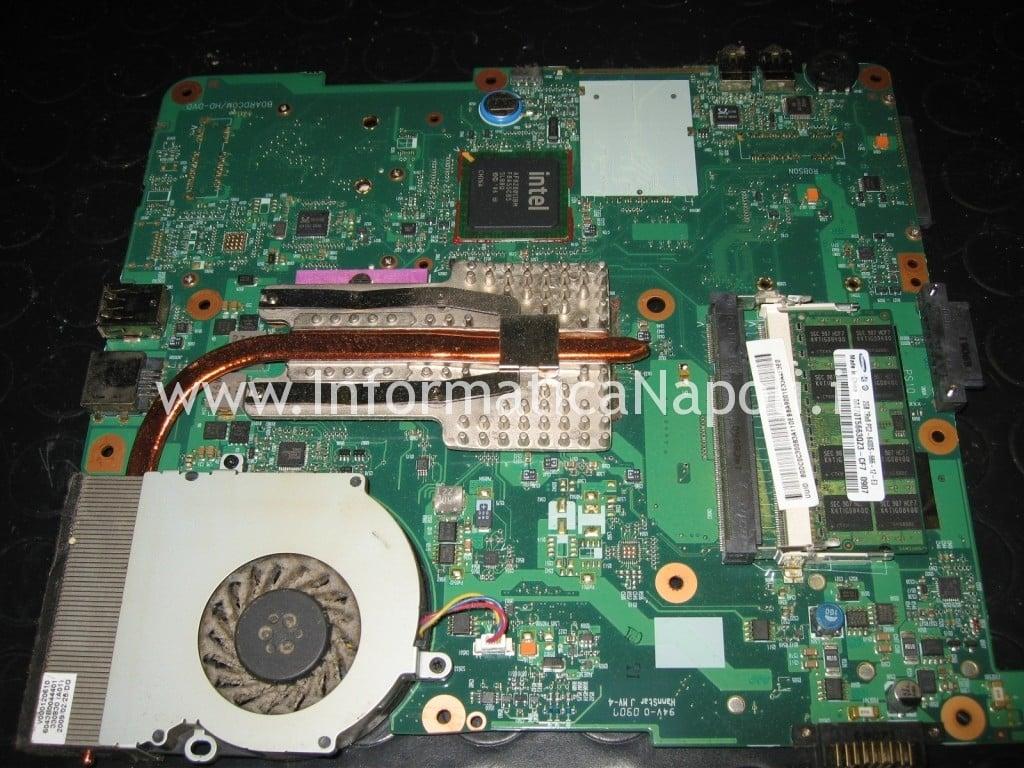Toshiba L300 - 20Z PSLB8E problema video