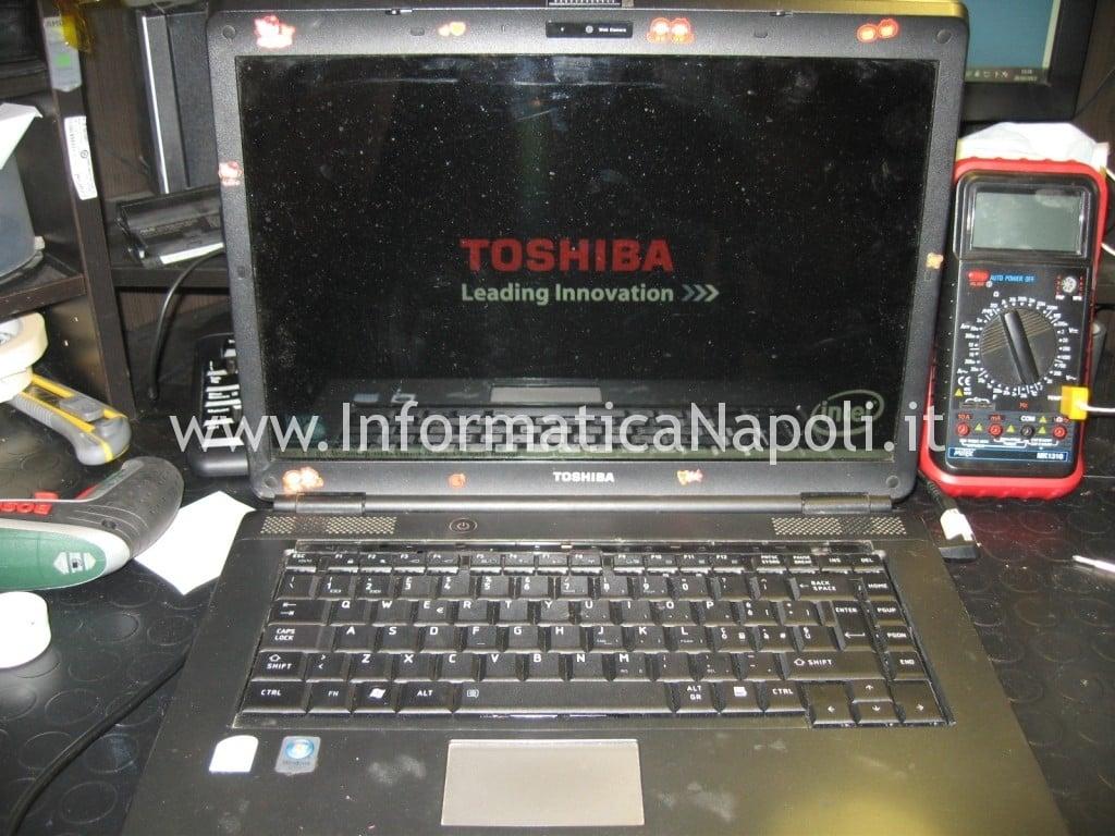 Toshiba L300 - 20Z PSLB8E riparato