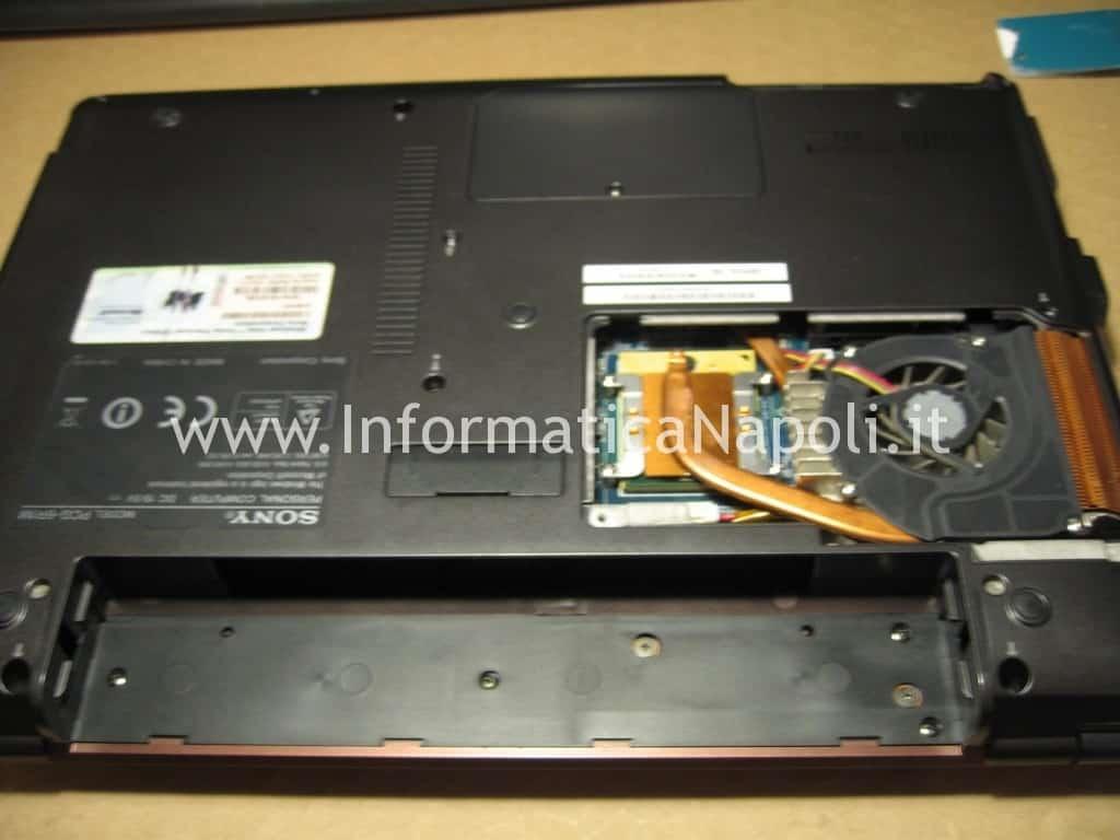 riparazione Sony Vaio C2Z 6r1m