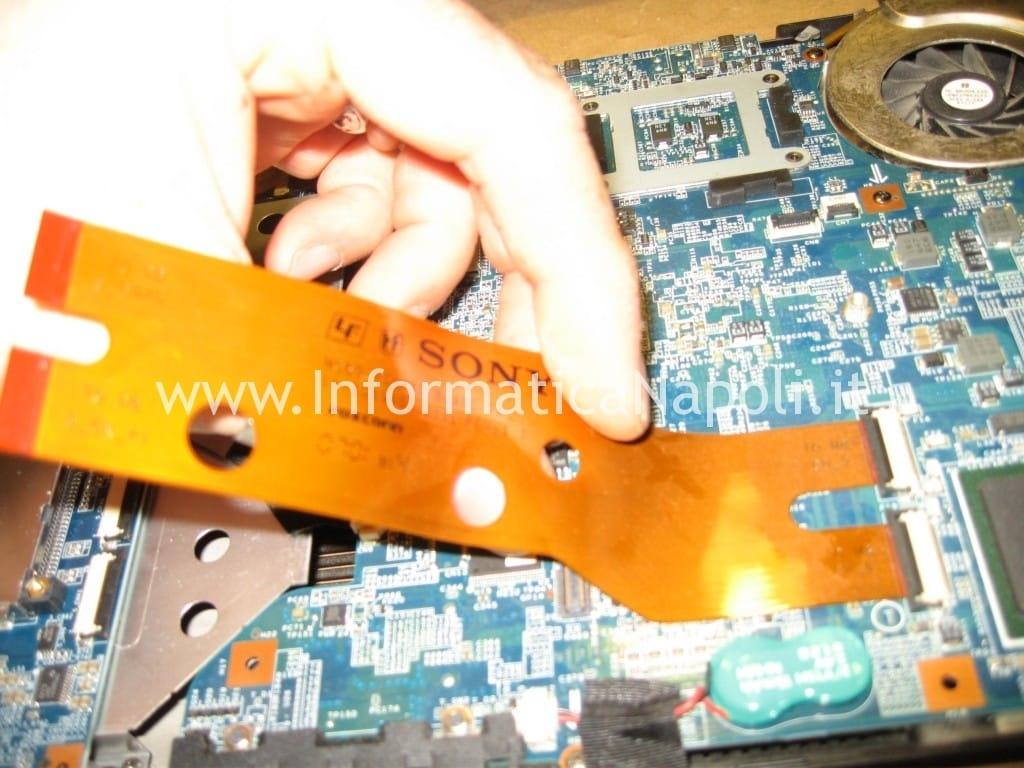 flat Sony Vaio C2Z 6r1m