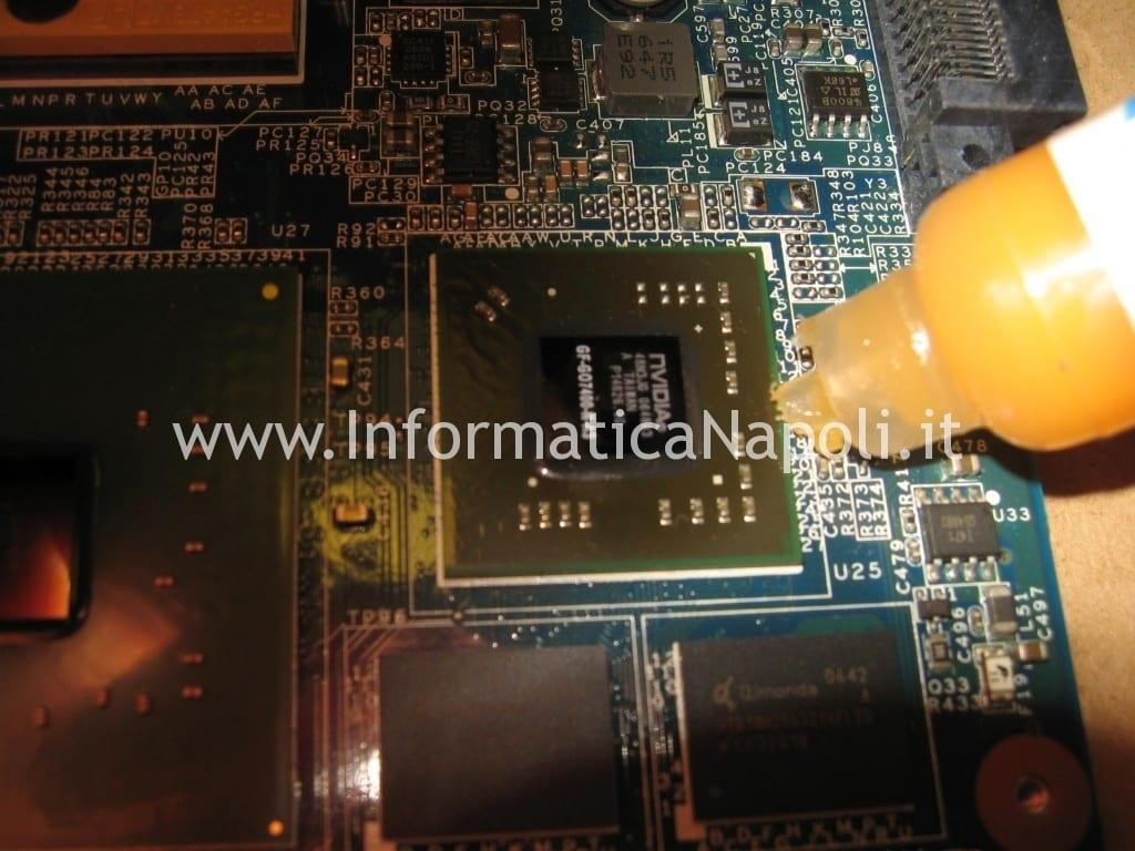 nvidia bga gpu reballing Sony Vaio C2Z 6r1m
