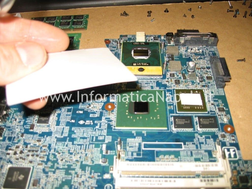 pad termoconduttivo Sony Vaio C2Z 6r1m